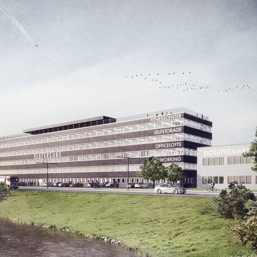 oliver czaia architekt // elstercube