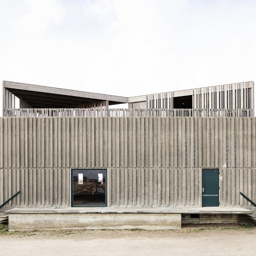 johansen skovsted arkitekter // pump station